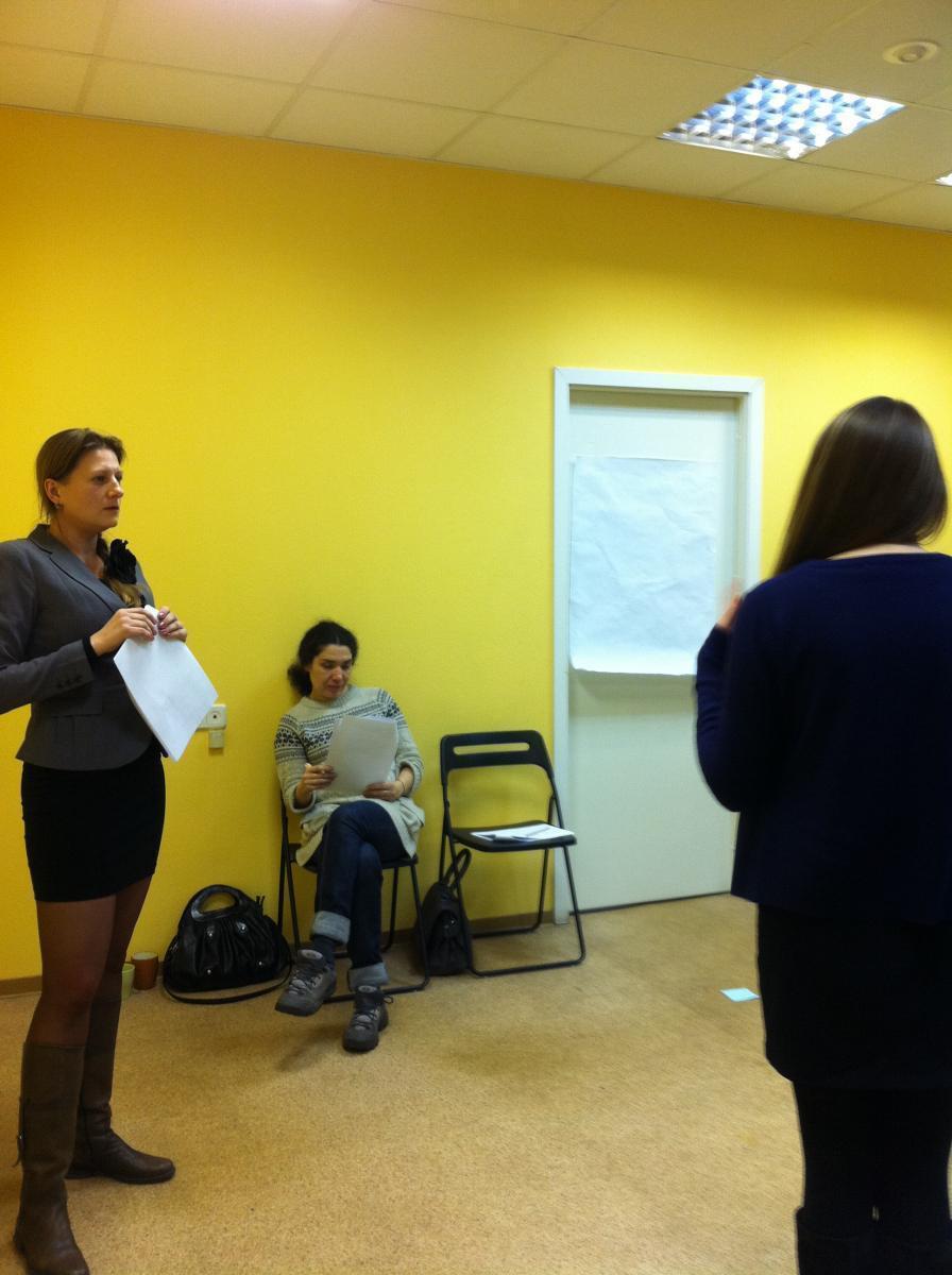Практикующие психотерапевты и новички